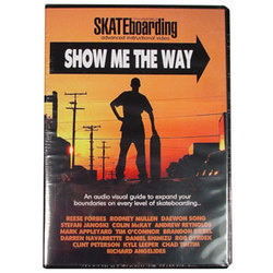 Transworld Show Me DVD, Instructional skateboarding instructional video