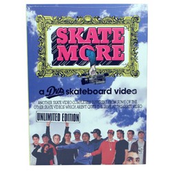 DVS Skatemore DVD  skateboard video