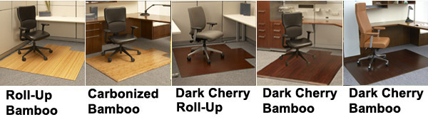 & Bamboo Office Chair Mats u0026 Hardwood Mats by Anji Mountain Bamboo!